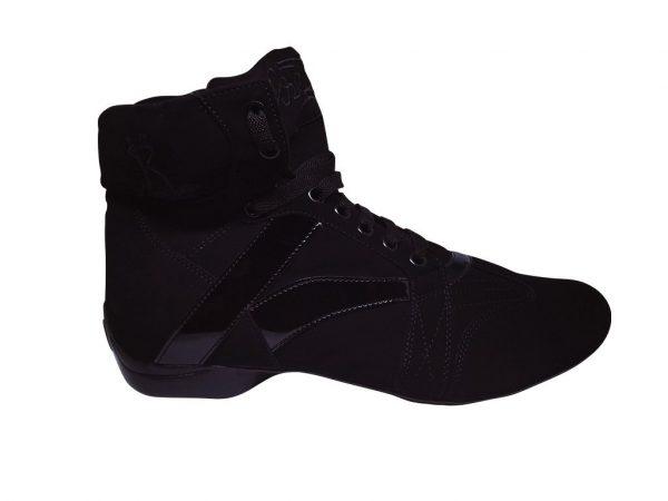black-dance-boots